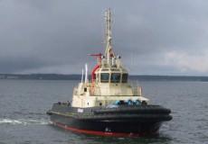 2004 — Совместный проект буксира 1233