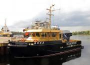2008 - Проект обстановочного судна P1760