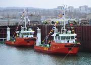 2010 — Проект судна бонопостановщика-нефтемусоросборщика P2010