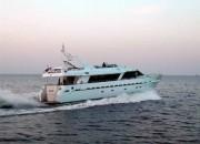 2001 — Проект разъездного катера ВМФ 21270