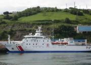 2005 — Совместный проект госпитального судна 370