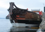 2011 - Проект корабля-музея