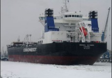2008 — Совместный проект танкера P-70046