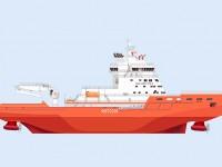 Победа в тендере на разработку секции ледокольного судна снабжения проекта AARC130