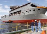 2014-2015 — Совместный проект судна снабжения C1700