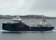 2012 - Совместный проект судна для перевозки живой рыбы