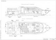 2010 - Проект моторной яхты P1350