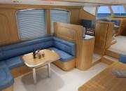 2007 - Проект моторной яхты Р1740