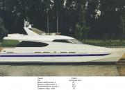 2000 - Проект моторной яхты Р2400