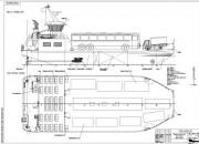 2014 - Проект речного автомобиле-пассажирского парома Р3160