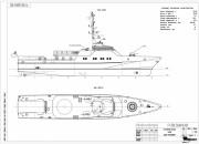 2007 - Проект патрульного катера P4300