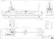 2008 - Проект танкера-бункеровщика DWT 1500 тн