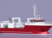 Проект рыболовного судна Р3210 «ОРКА»