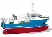 Проект рыболовного судна Р3220 шифр «ГРИНДА»