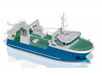Проект рыболовного судна Р3220 ГРИНДА