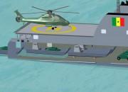 2016 - Проект судна обеспечения проекта R9970 «АФРИКА»