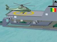 Проект судна обеспечения проекта R9970 «АФРИКА»