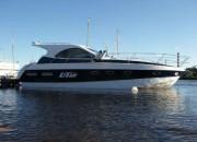 2004 — Проект моторной яхты с водометным движителем P1050