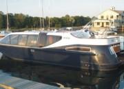 2000 — Проект служебно-разъездного катера представительского класса P1290