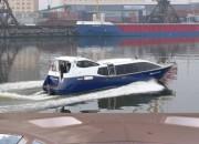 2004 — Проект служебно-разъездного катера представительского класса P12901