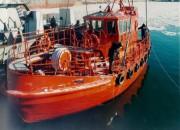 1998 — Проект ледокольного лоцманского судна P1490