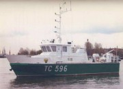 2006 — Проект таможенного катера P2030T