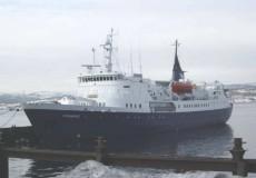 2005 — Совместный проект модернизации пассажирского судна Поларис