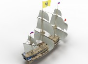 2013 - Проект корабля-музея