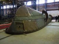 Средне-Невский судостроительный завод завершил первый этап строительства многоцелевого катера Р1650 «Рондо»
